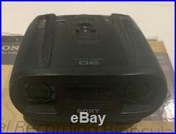 Sony DEV 50V 3D & 2D Recording Binoculars TOP CONDITION