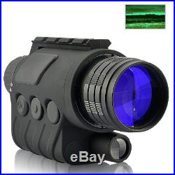 Tactical Night Vision monoculaire (3x Grossissement)