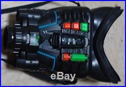 Ultra Vision Night Vision Thermal Binoculars Goggles Video Recorder RARE