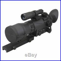 Victoptics 2.5x50 Monocular Infrared IR Night Vision Scope Riflescope Hunting