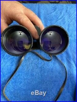 Vintage Russian BH453 Night Vision Military Binoculars