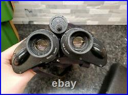 Vintage Russian BH453 Night Vision Military Binoculars with Case Working NICE