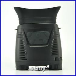 Visionking Night Vision Binoculars Infrared 3.8-7.6x21 Hunting Digital Handheld
