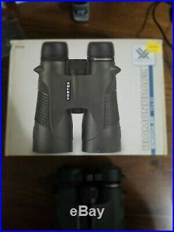 Vortex Optics Diamondback 10x50 Binoculars D5010 (free Vortex case $100 value)