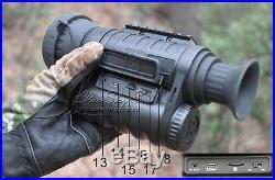 WG-50 HD 720P Infrared Night Vision Hunting Monocular Telescope Binoculars +32GB