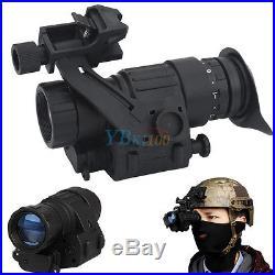 Waterproof Infrared IR Monocular Night Vision HD Telescope Device for Helmet