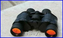 Waterproof Telescope High Power 60x60 Definition Night Vision Hunting Binoculars