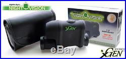 XGEN XGEN xGen 2x Digital Night Vision Viewer new in the box