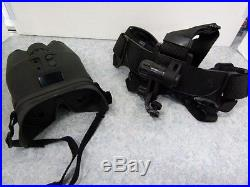 Yukon NV Goggles Tracker 1x24 YK25025 (Night Vision Binoculars)