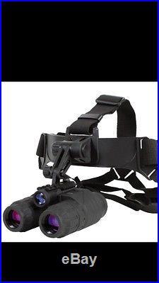 Yukon binocular night vision