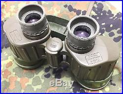 Zeiss Hensoldt 7x50 M Fero D18 binoculars German Army top for night Vision