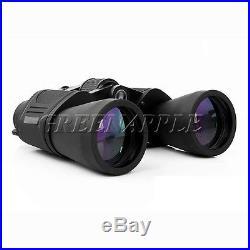 Zoom 20-120x100 Central Focus Waterproof Night Vision Telescope Binoculars NEW